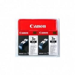 CANON BCI-e 3 BK noir Lot de 2