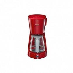BOSCH TKA 3A034 Cafetière Filtre 1100 W 1,25 L Gris/Rouge