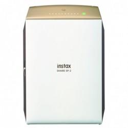FUJIFILM Instax Share SP-2 EX D Imprimante Format Instax Mini pour Smartphone Or
