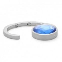 Bag Hanger - Porte-sac à main - conception diamant Bleu
