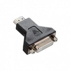 V7 Adaptateur HDMI vers DVI-I M/F Noir