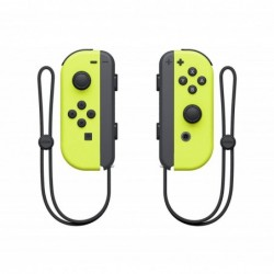 NINTENDO Paire de manettes Joy-Con2 gauche/droite pour Nintendo Switch Jaune néon