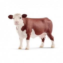 SCHLEICH Vie à la ferme 13867 Figurine Vache Hereford