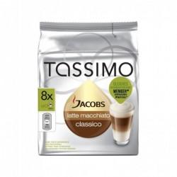 JACOBS 8 Tassimo Latte Macchiato Classico T-Disk