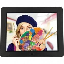 """ROLLEI Degas DPF-12 Cadre photo numérique multimédia avec écran TFT-LED 12"""""""