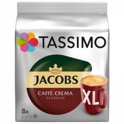 BOSCH Tassimo Jacobs café  Crema XL T-Disc