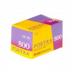 KODAK Pellicule Couleur Portra 800 135/36