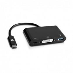 V7 USB-C mâle vers DVI-D /...