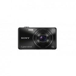 SONY DSC-WX220B Appareils Photo Numérique, Capteur CMOS Exmor R, 18.9 Mpix, Zoom Optique 10x - Noir