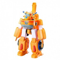 SUPER WINGS DONNIE Véhicules transformables en Robots 18 cm + 1 figurine Transform'a'Bot