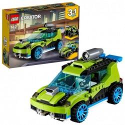 LEGO Creator 31074 Jeu de Construction La Voiture-Rallye