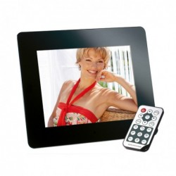 INTENSO MEDIADIRECTOR - Cadre numérique 8 Slim 22mm + Video