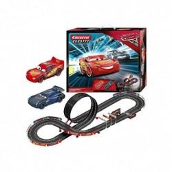 CARRERA GO!!! Disney/Pixar Cars 3 - Finish First! Circuit Automobile