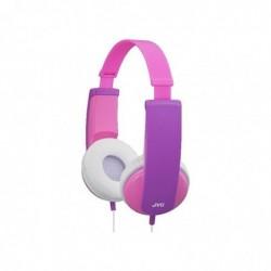 JVC Casque audio Tinyphone HA-KD 5 P-E Rose