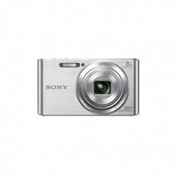 SONY DSC-W830S Appareil Photo Numérique Compact, 20.1Mpix Argent