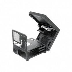 CHIEFTEC Boîtier PC Micro-ATX MIDI CUBE CI-01B-OP