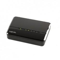 LOGILINK commutateur réseau switch Fast Ethernet, 5 ports
