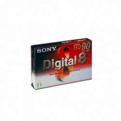 SONY Cassette Digital 8 N-8 60 mn