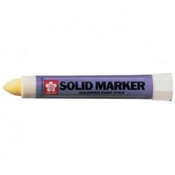 """SAKURA Marqueur à usage industriel """"Solid Marker"""", jaune"""