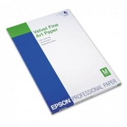 EPSON Velvet Fine Art Paper A 3+ 20 feuilles, 260 g      S 041637