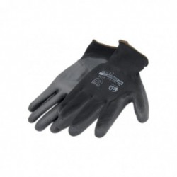 Gants de protection 100% en nylon taille 9 (l)