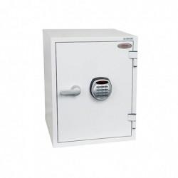 PHOENIX Coffre-fort ignifuge TITAN FS1283E 36 Litres Blanc