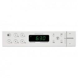 GRUNDIG SC 690 Radio Encastrable de Cuisine Sonoclock Blanc