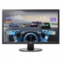 HP moniteur PC Full HD 24 pouces 1920X1080 16:9 2MS Noir
