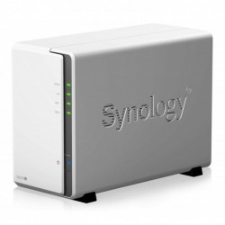 SYNOLOGY Serveur NAS TPE/Soho DS218J Sata 2 baies