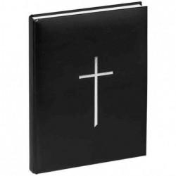 PAGNA Livre de condoléances 240 pages Noir