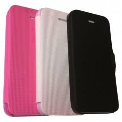 WAYTEX housse de protection blanc avec fermeture magnétique pour iPhone 5