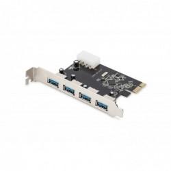 DIGITUS USB 3.0. 4 Port. PCI Express Add-On card