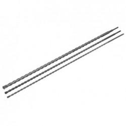 AVIT Jeu de forets à béton SDS, 3 pièces, (L)1.000 mm