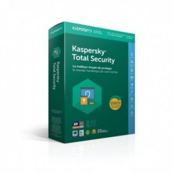 KASPERSKY KASPERSKY TOTAL SECURITY 2018