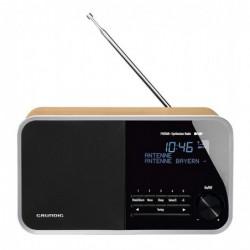 GRUNDIG Radio DTR 3000 marron