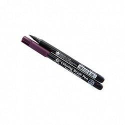 SAKURA stylo pinçeau Koi Coloring Brush, rouge bourgogne
