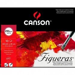 CANSON Bloc papier dessin...