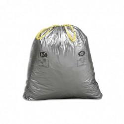 Rouleau de 100 Sacs-poubelles de 50 litres