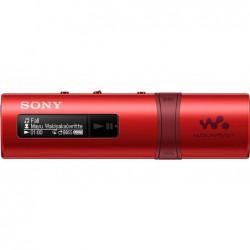 SONY NWZ-B183FR Lecteur MP3 4Go LCD USB Autonomie 18h Rouge