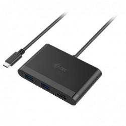 I-TEC Adapter USB C TRAVEL 1 x HDMI et 2 x USB
