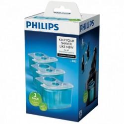 PHILIPS JC 303/50 Lot de 3 cartouches pour système de nettoyage SmartClean