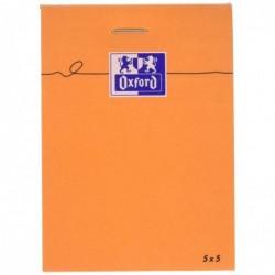 OXFORD Bloc-notes agrafé A7...