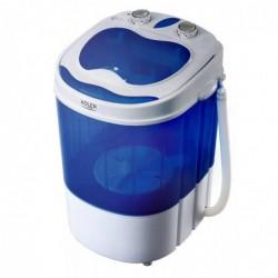 ADLER EUROPE Machine à Laver AD 8051 1000 rpm 3 kg 370 mm blue color