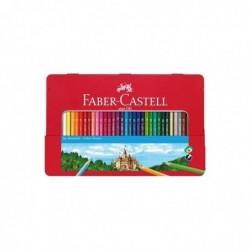 FABER-CASTELL Boîte métal...