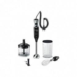 BOSCH Mixeur Plongeant MSM 67170 750W Gris Noir