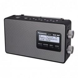PANASONIC RF-D 10 EG-K Radio Réveil DAB+ Noir