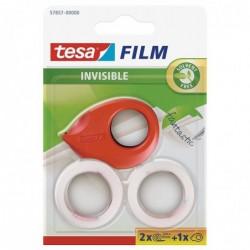 TESA Mini dévidoir incl. 2 rubans adhésifs film tesa 19 mm x 10 m
