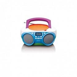 LENCO SCD-41 Radio  Lecteur CD MP3 - USB - Enfants
