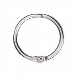 WONDAY Sachet de 10 anneaux brisés Métal diamètre: 25 mm