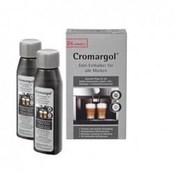 CROMARGOL Détartrant Premium pour machines à café 2x100ml